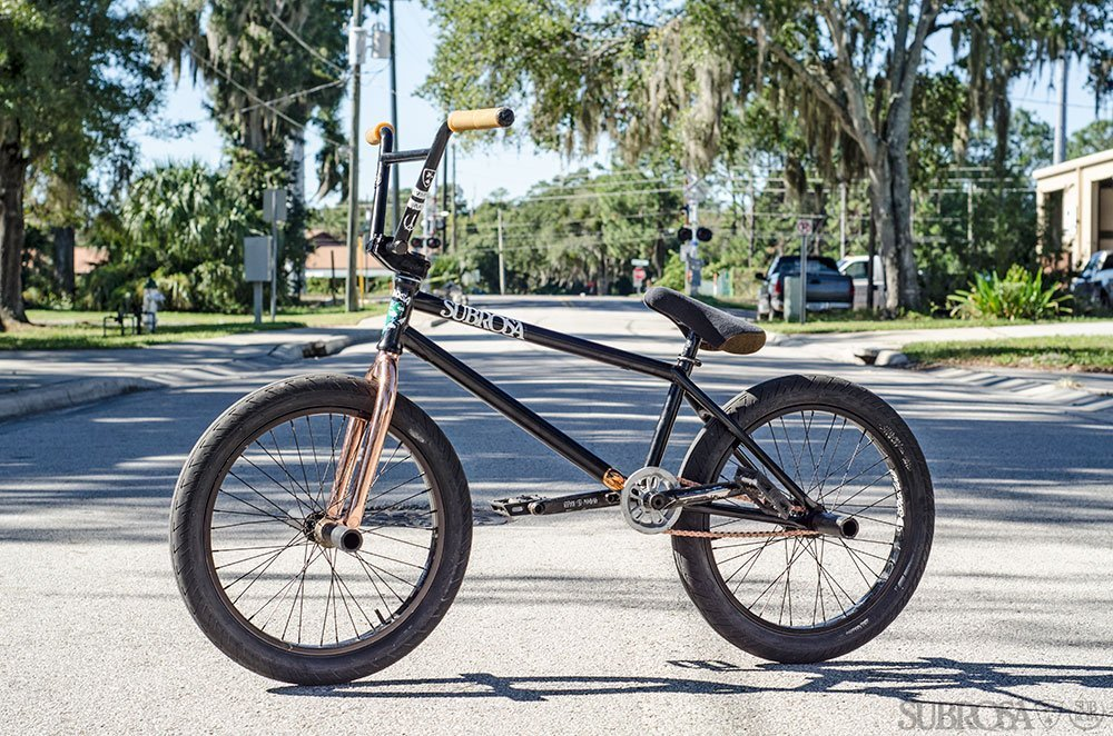 "Joris Coulomb ""OM"" Prototype Bike Check"