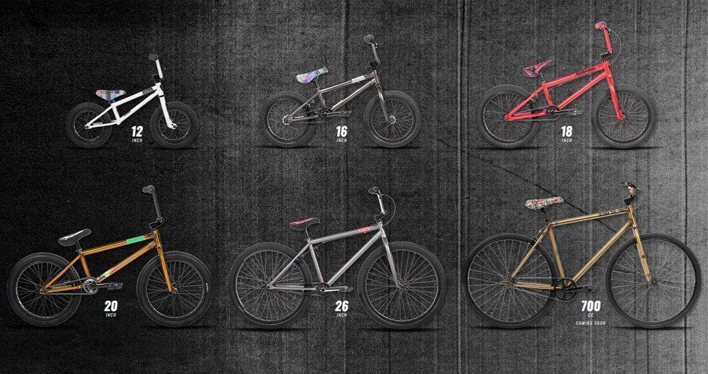 2017 Subrosa Complete Bikes!