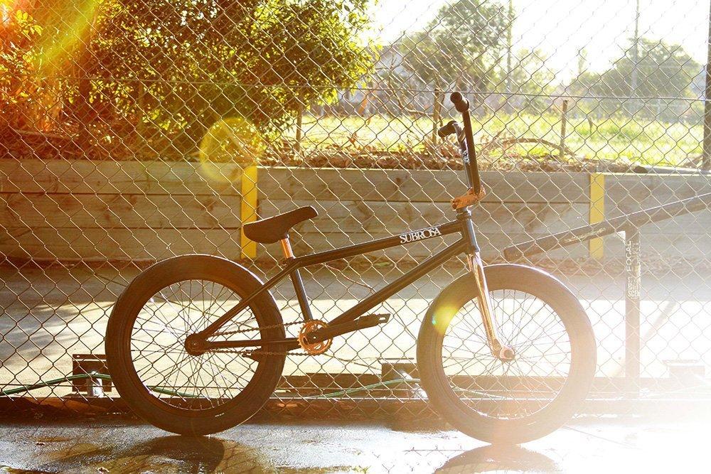Ride On's custom Noster build!