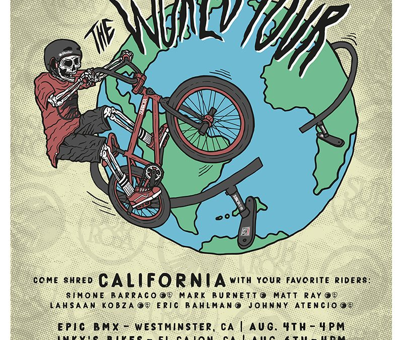 Shadow/ Subrosa World Tour- Cali