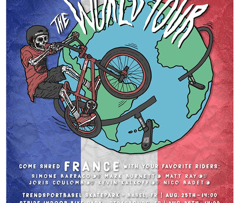Shadow / Subrosa World Tour heads to France!