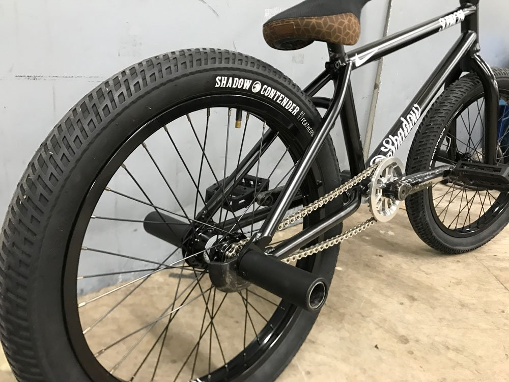 Janek Wentzky Bike Check Subrosa Brand
