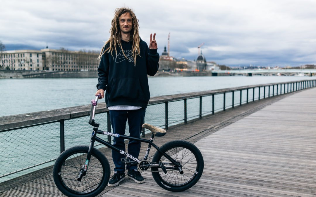 Joris Coulomb Om Bike Check!