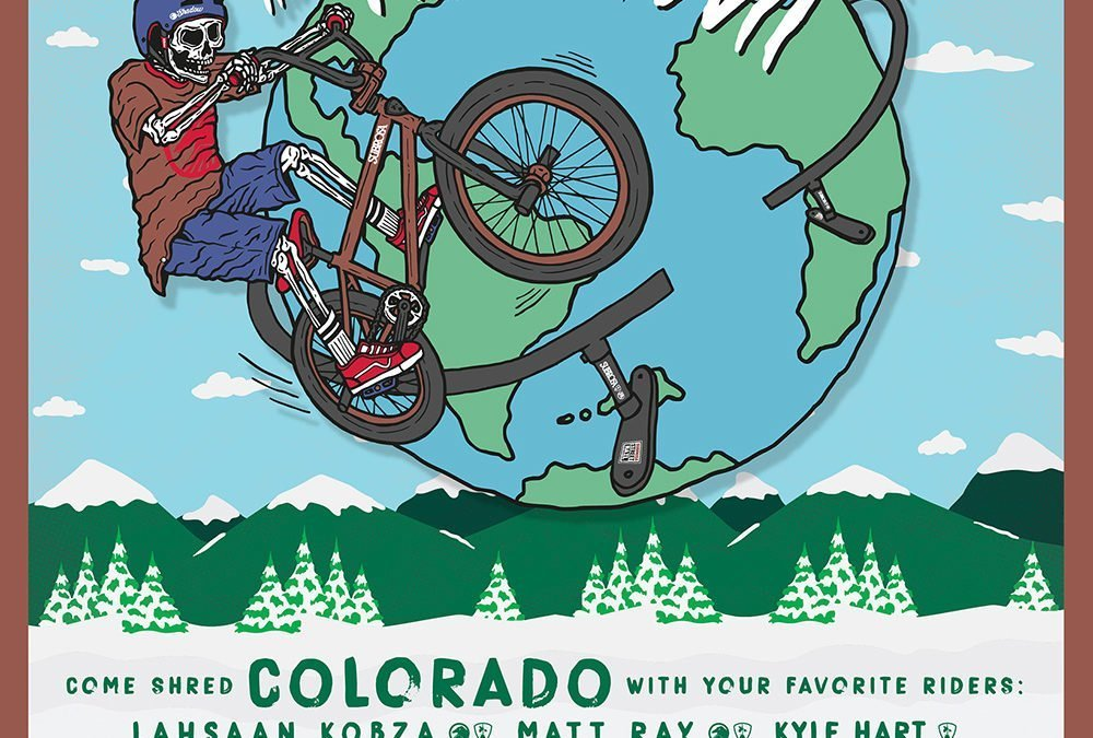 World Tour Colorado!