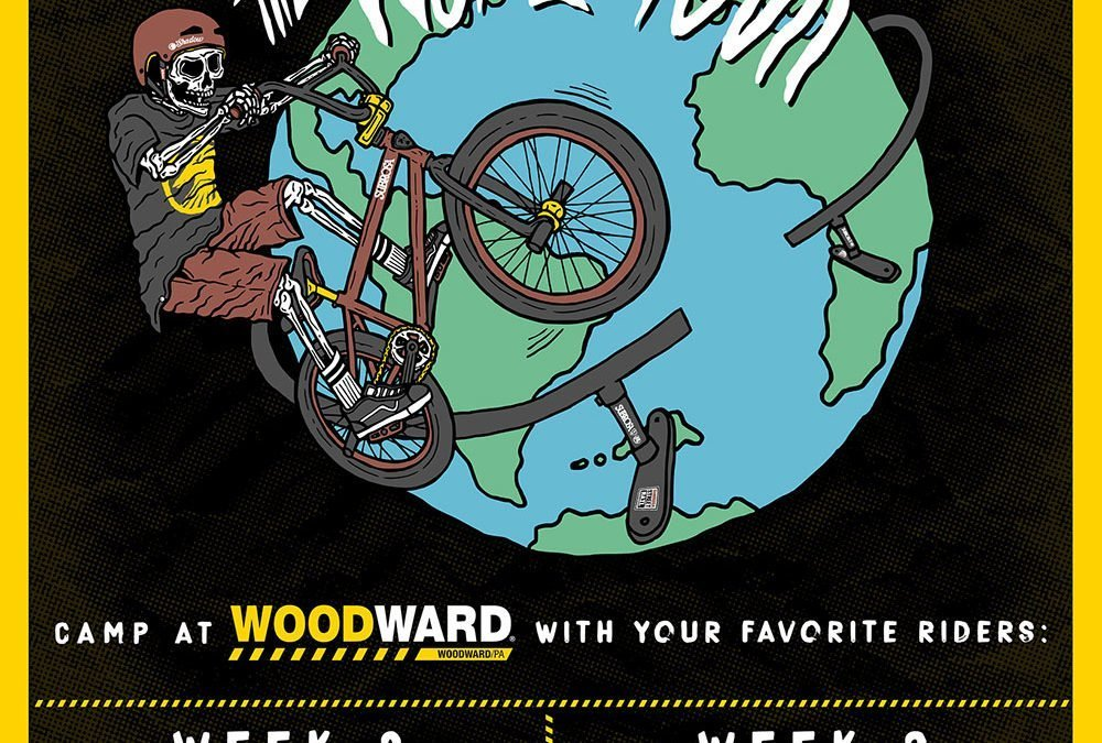The World Tour is heading to Woodward!