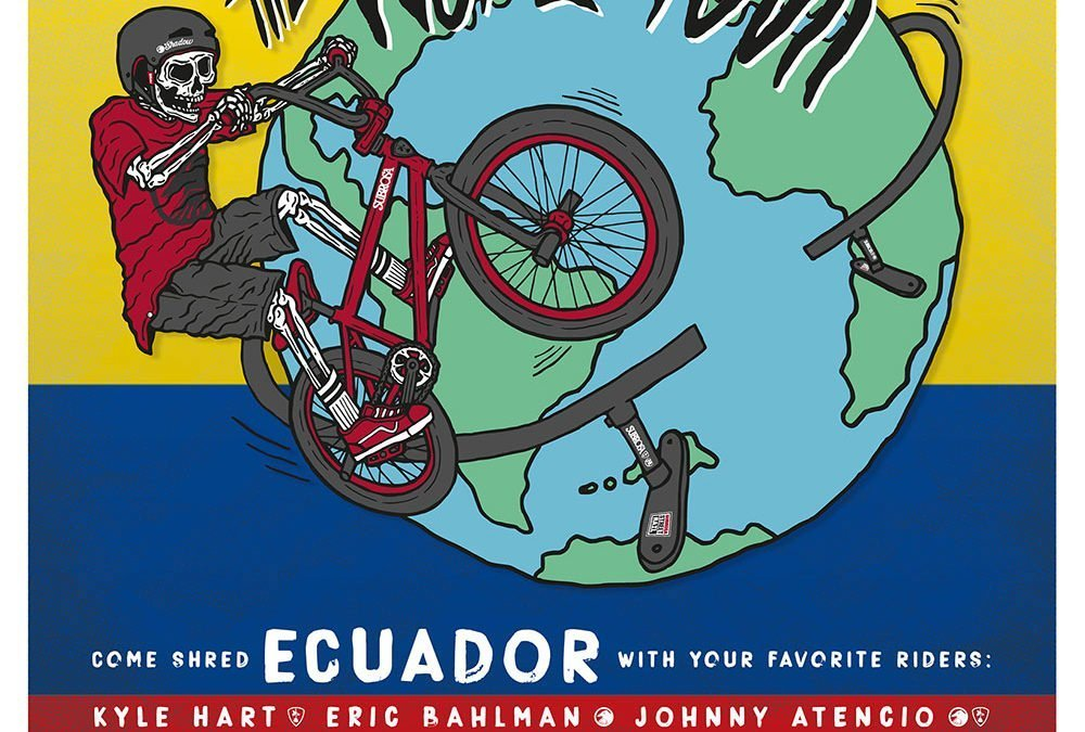 World Tour Ecuador!
