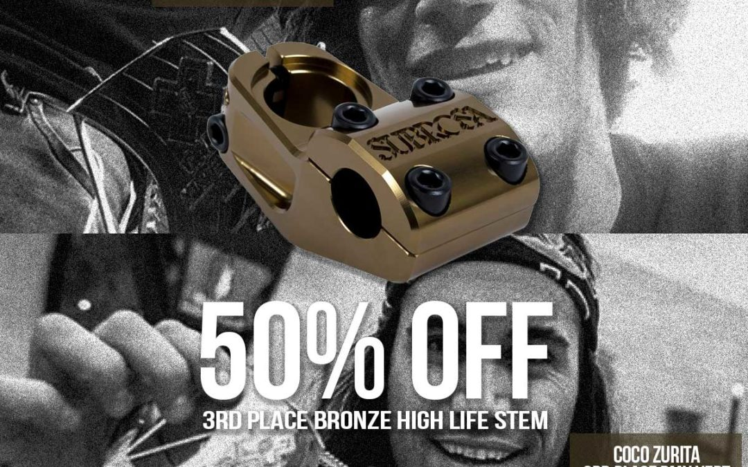 Save BIG on the High Life stem!