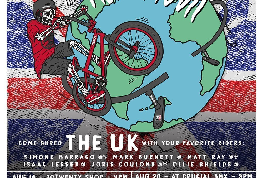 World Tour UK info