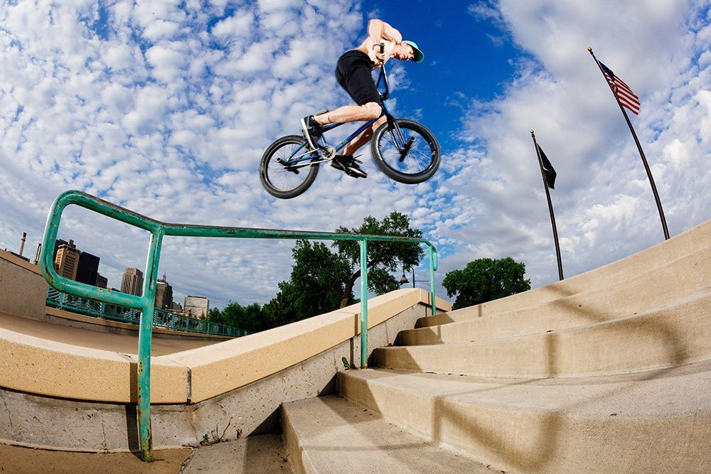 Matt Ray MR1 Bike Check