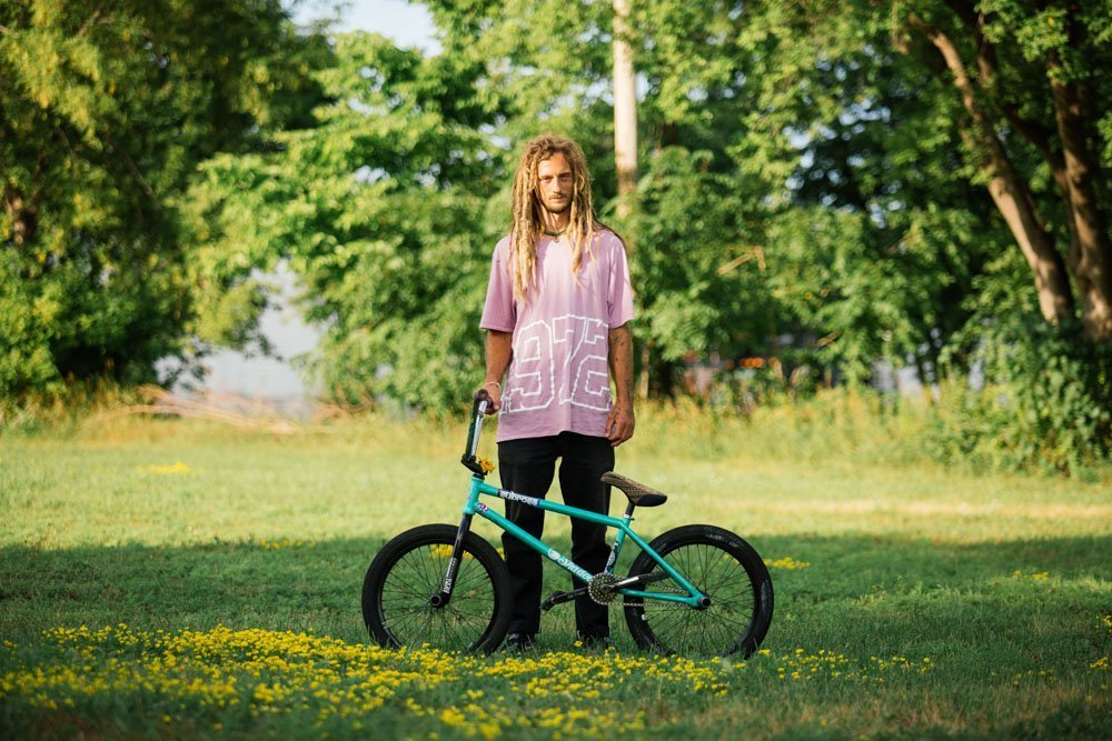 Joris Coulomb Bike Check!