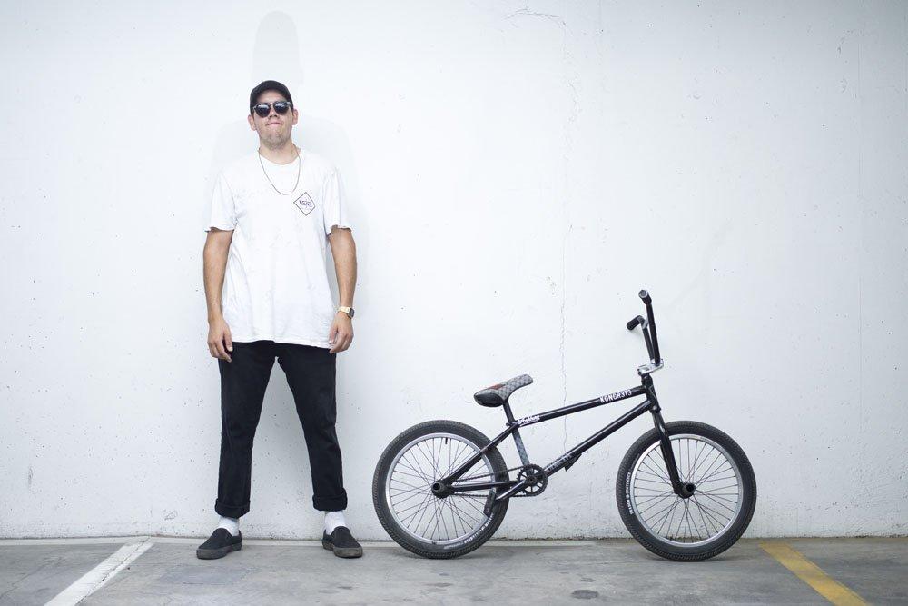 Juani Zurita Bike Check