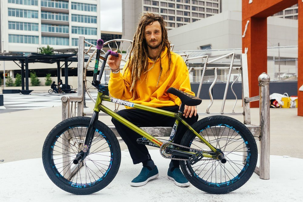 Joris Coulomb Bike Check