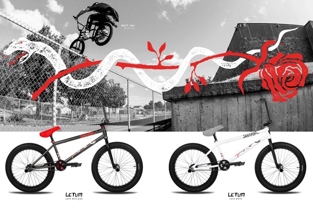 Introducing the 2019 Complete Bike Line!