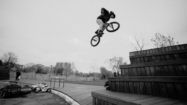 "Coming straight out of Russia and repping Subrosa and @theshadowconspiracy, @agarkovartemyaha blesses us with a new video he's been working on since contests have been on hold.  Check out ""Meanwhile in Russia"" now at subrosabrand.com  #bmx #subrosa #subrosabrand #subrosasaves #artemagarkov #shadowconspiracy #shadowbmx #bmxrussia #skeletonbikeshop"