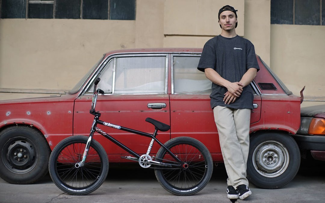 Miguel Smiley Welcome and Bike Check!