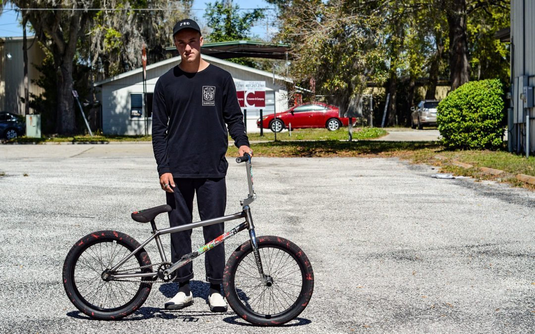Jabe Jones BIKE CHECK