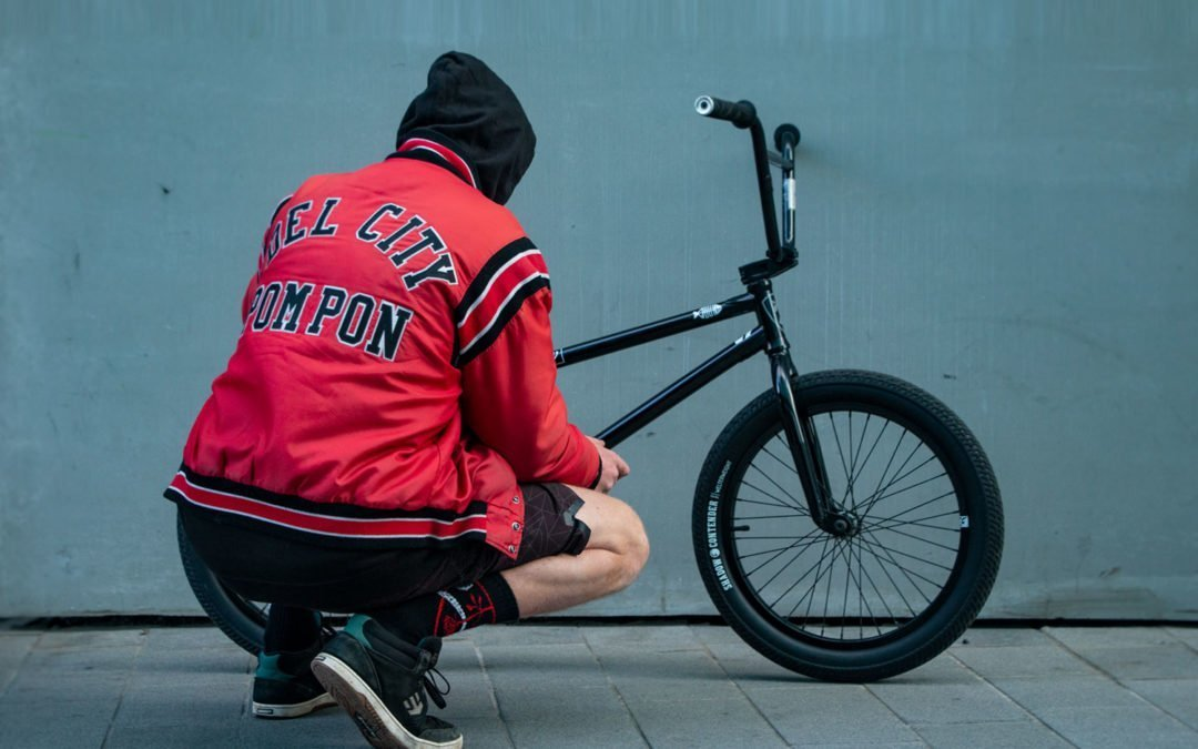 Emile Bouwman Bike Check
