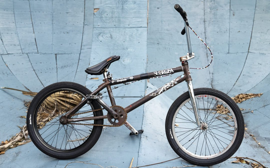 Trey Jones Bike Check!