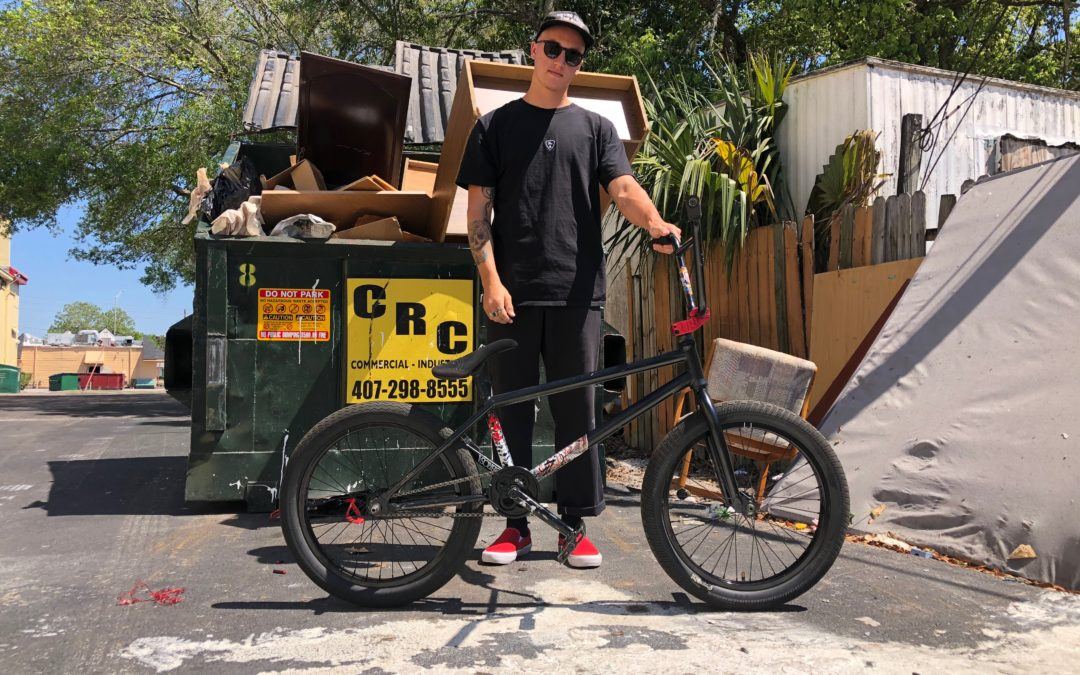 Jabe Jones Bike Check – Simo Build