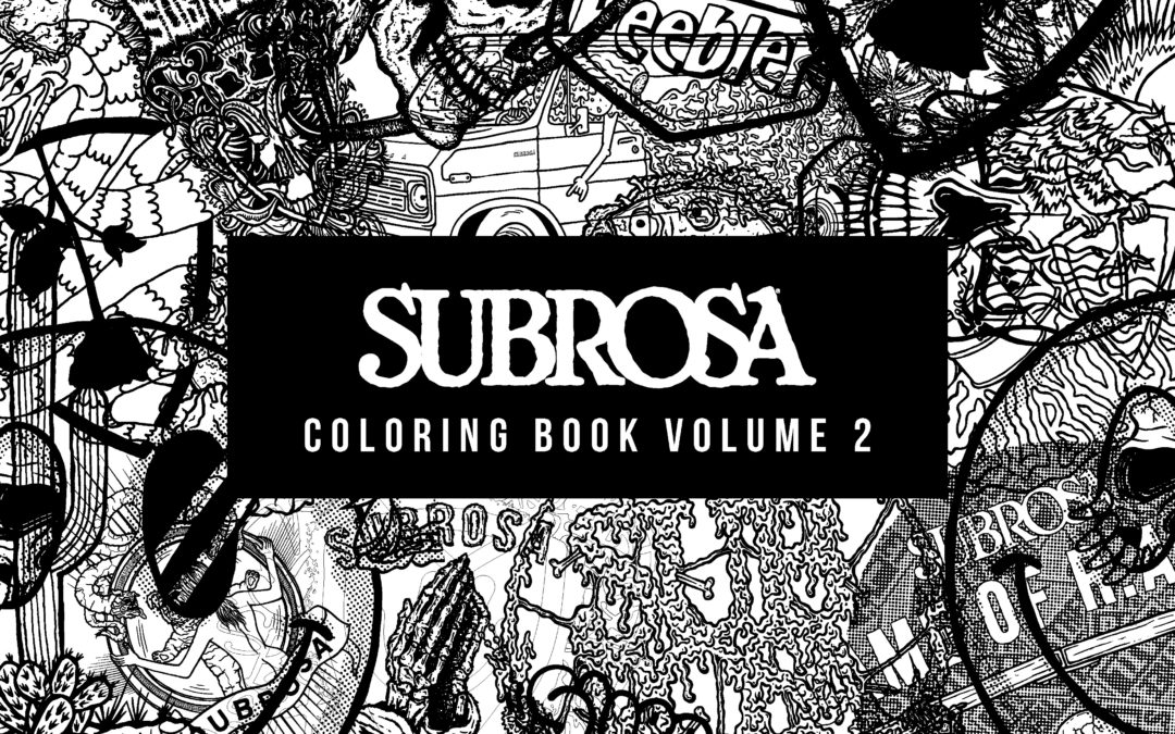 Coloring Book Vol:2