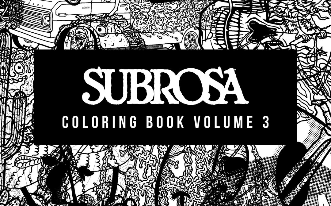 Coloring Book Vol:3